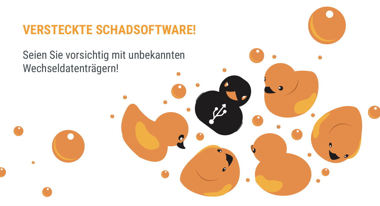 Awareness - Versteckte Schadsoftware