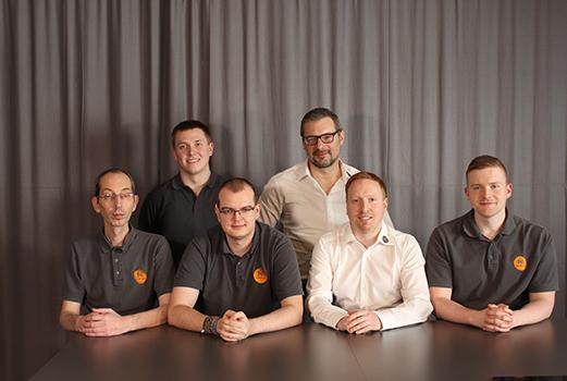 Neininger - Teamfoto Technik Feb 2020