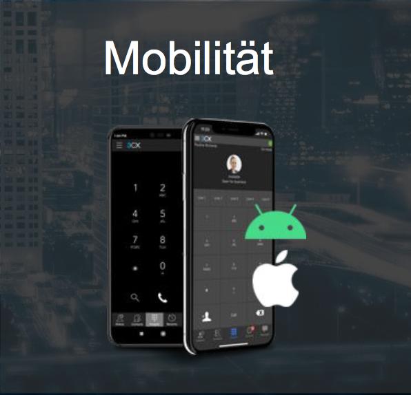 3CX Mobilität