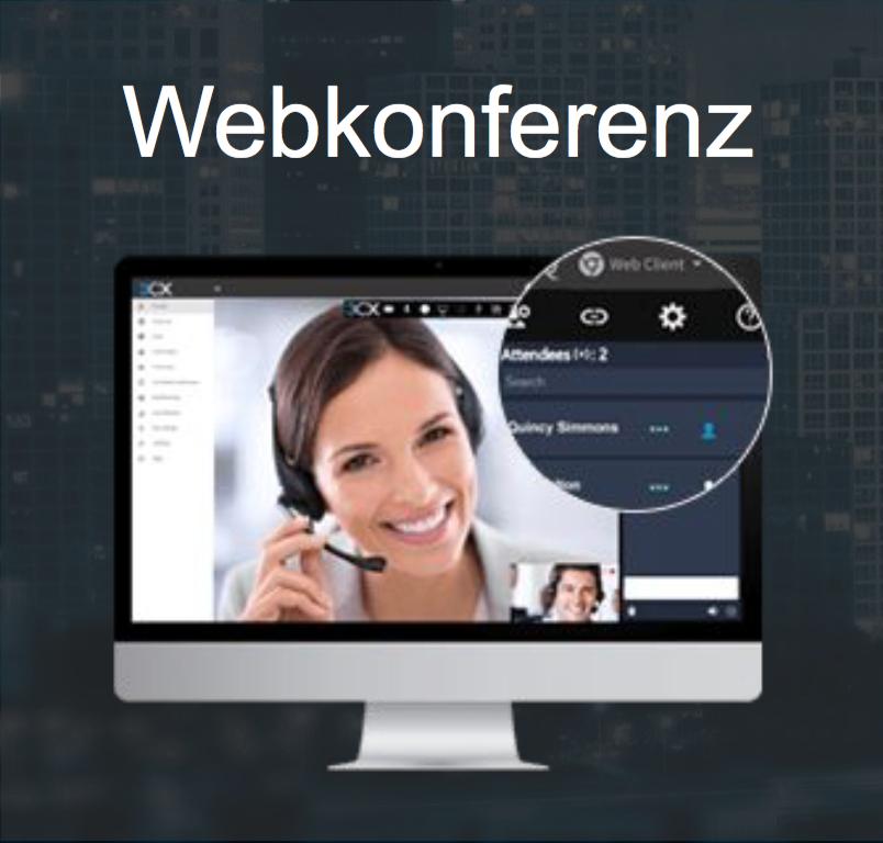 3CX Webkonferenz
